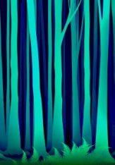 Het bos van de dode liefjes