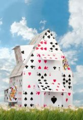 Het kaartenhuis